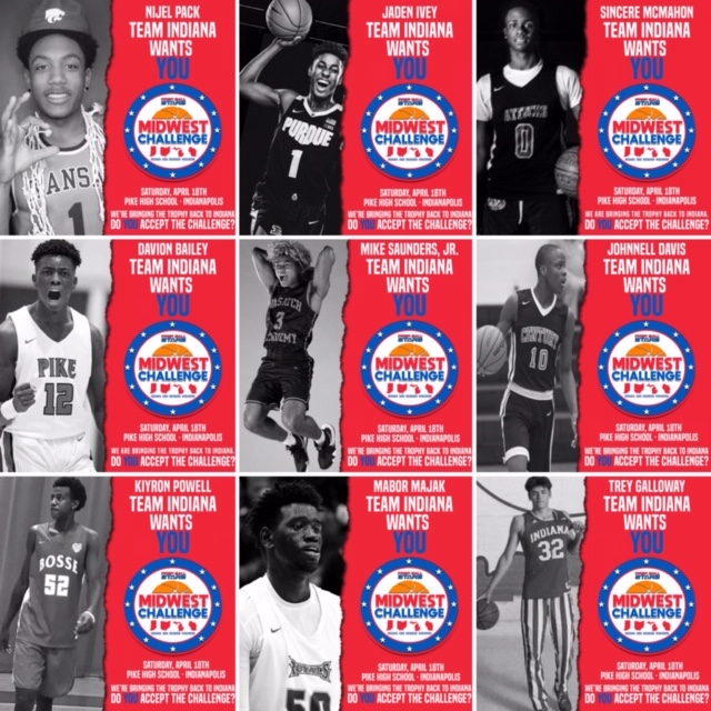 The 2020 Midwest Challenge All-Stars!