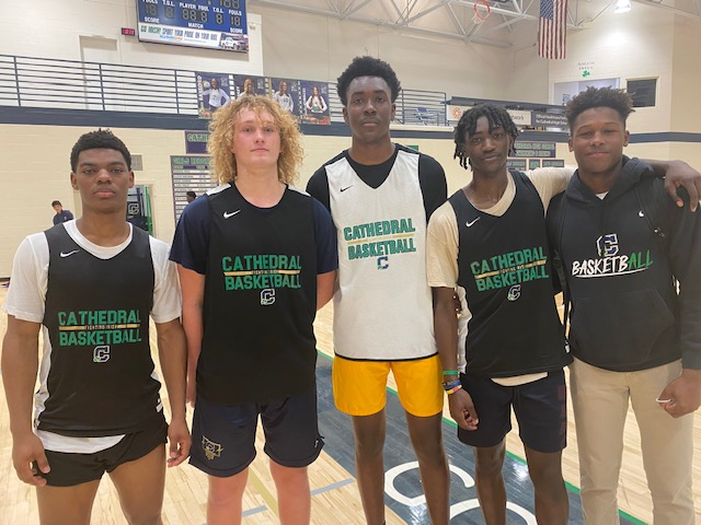 Open Gym Report: Cathedral High School